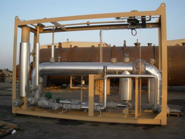 3-phase LT multiphase test separator